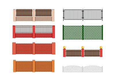 fencing - materials